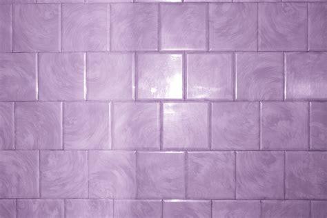 Badezimmer Fliesen Muster by Purple Bathroom Tile With Swirl Pattern Texture Picture