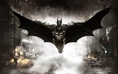 Batman Arkham Knight Dc Comics Studios Games