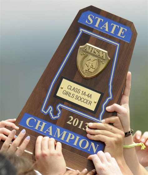 plaque m騁al cuisine do the ahsaa state chionship trophies need a makeover poll al com