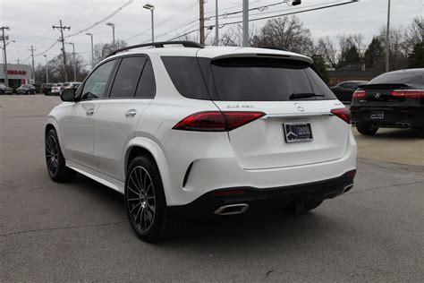Кожа наппа amg style эксклюзив бежевый макиато / черная. New 2020 Mercedes-Benz GLE GLE 450 4MATIC® SUV Sport Utility in Louisville #T18081   Tafel Motors
