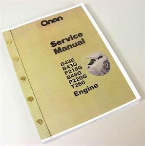 Service Manual For John Deere 318 Lawn Garden Tractor Onan