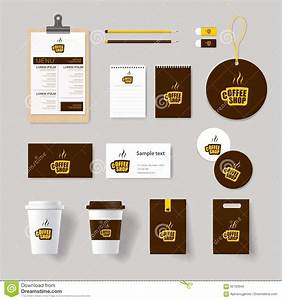 Corporate Branding Identity For Coffee Shop And Restaurant ...
