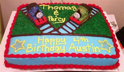 Thomas Train Birthday Cakes Walmart