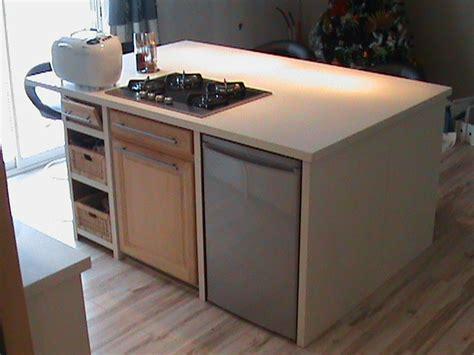 faire une cuisine realiser une cuisine en siporex faire soimme un plan de