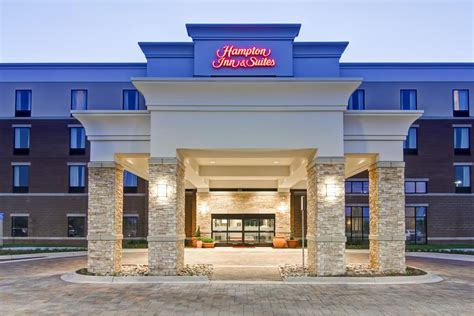 Hampton Inn & Suites Detroittroy  Troy  Book Your Hotel