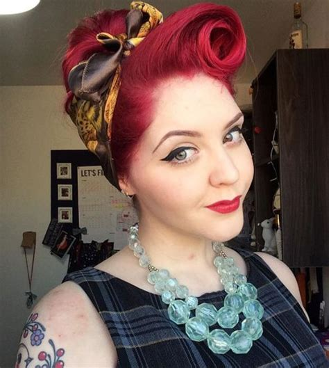 gorgeous bandana hairstyles  cool girls