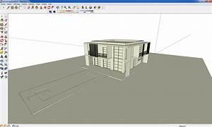 telechargez nos modeles de maison en 3d au format sketchup With plan maison google sketchup