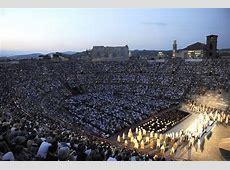 Nabucco Arena Opera Festival 2015
