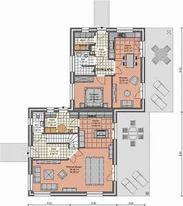 Haus Mit Einliegerwohnung Grundriss : haus mit einliegerwohnung bauen 180 m 2 kinderzimmer ~ Lizthompson.info Haus und Dekorationen