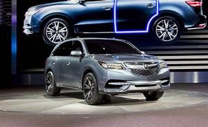 Ikm Auto : ikm group news 2014 acura mdx to bow at new york auto show ~ Gottalentnigeria.com Avis de Voitures
