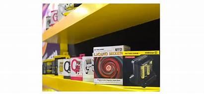 Exhibition Charger Ecig Nitecore Successfully Shenzhen Expo