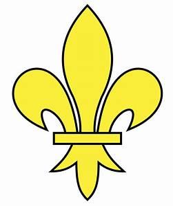 Feuille De Lys : fleur de lys wikip dia ~ Nature-et-papiers.com Idées de Décoration