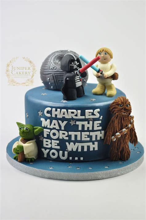 cake ideas  pinterest star wars cake