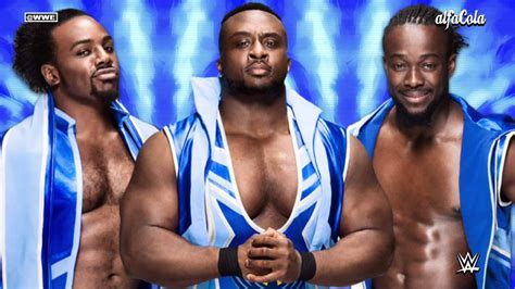 Wwe The New Day Wallpaper