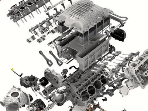 hellcat engine block srt engineer explains how hellcat hemi pulls 707