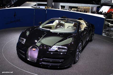 2010 Bugatti Veyron Ettore Bugatti