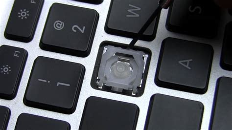 how to replace or clean your macbook macbook pro or macbook air keyboard youtube