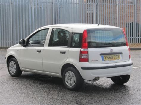 Used Fiat Panda 2010 Model Petrol White For Sale In Epsom