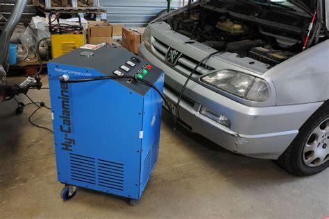 siege technique linjection dhydrogene pour nettoyer un diesel encrasse est