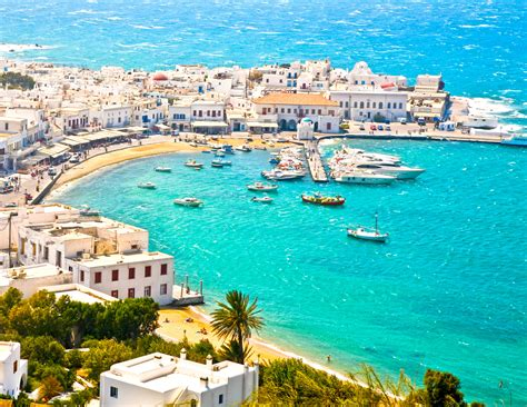 Mykonos And Paros Tour