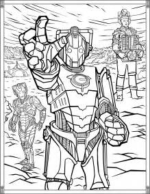 doctor who wibbly wobbly timey wimey coloring pages printables fun blog