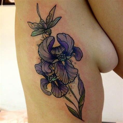 iris flower tattoos ideas  pinterest iris
