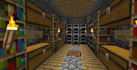 storage room idea minecraft project minecraft ideas