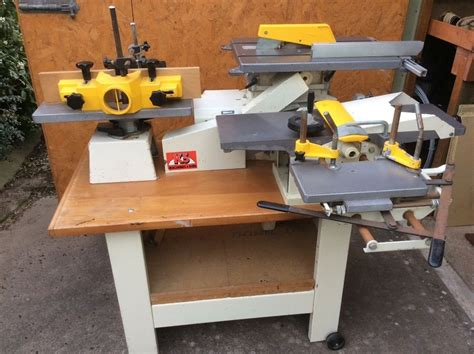 kity combination woodworking machine  montrose angus