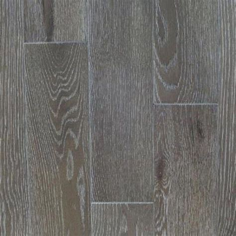 home depot oak flooring unfinished take home sle oak driftwood wire brushed solid hardwood flooring 5 in x 7 in mu 299987