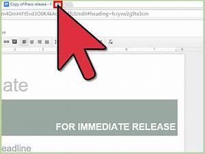 How to make a brochure using google docs 15 steps with for How to make a pamphlet in google docs