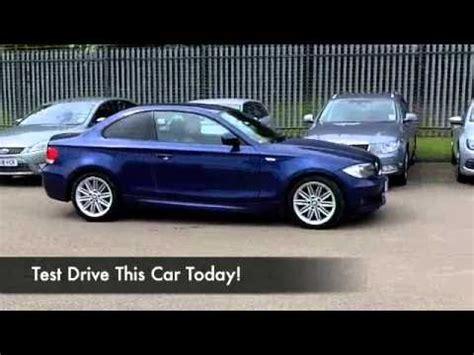 bmw 120d coupé bmw 1 series diesel coupe 2010 120d m sport 2dr sd10oao