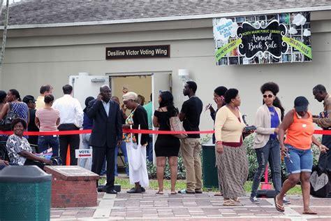 Despite Sluggish Early Voting, History Shows Black Women ...