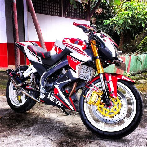 Modivikasi R15 by Modifikasi New Vixion Jadi R15 Thecitycyclist