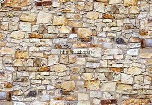 Papier Peint Trompe L Oeil Brique : papier peint trompe l 39 oeil pas cher brique bois pierres ~ Premium-room.com Idées de Décoration