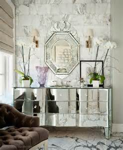 Mirror Bathroom Walls Decor
