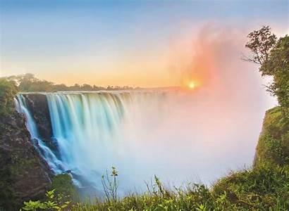 Falls Victoria Wonders Natural Zimbabwe Reasons Visit