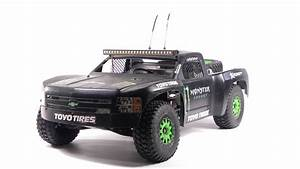 This is a custom made RC Desert Trophy Truck. Donor ...
