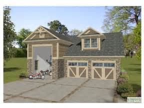 Decorative Car Garage Plans With Apartment Above by Rv Garage Plan Rv Garage With Carriage House Design