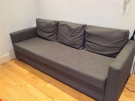 Ikea Copridivano Friheten : Ikea Friheten Sofa-bed Three (3) Seat For Sale