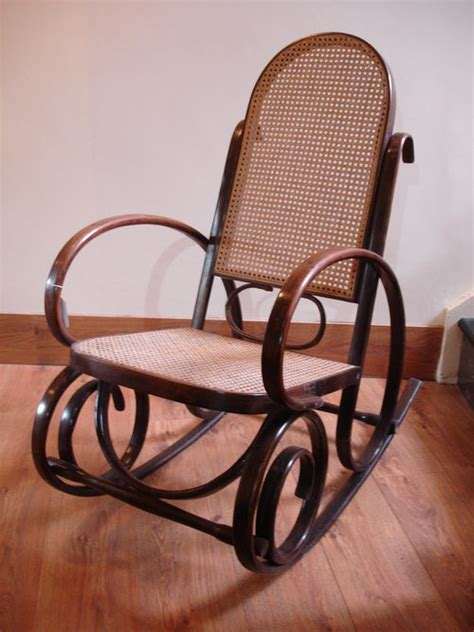 edwardian bentwood rocking chair antiques atlas