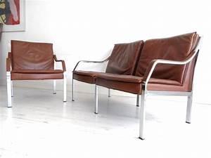 Fauteuil Deux Places : walter knoll fauteuil et canap deux places catawiki ~ Teatrodelosmanantiales.com Idées de Décoration