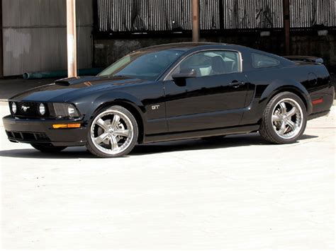 2005-2007 Ford Mustang Gt