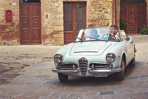 Vintage Alfa Romeo by For Cars Bespoqe