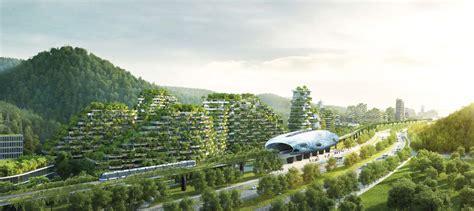 Vertical Garden Facade by Vertical Gardens And Green Facades In The City Smart