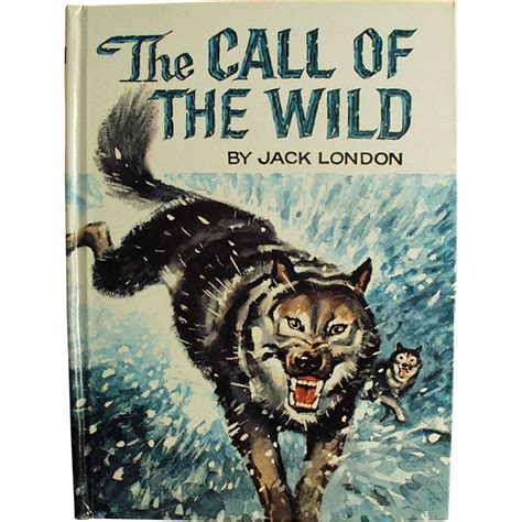 Ee  Old Ee   Book The Call Of The Wild By Jack London Sold On