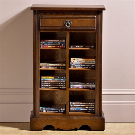 Oc2799 Dvdcd Storage Cabinet  Old Charm Furniture The