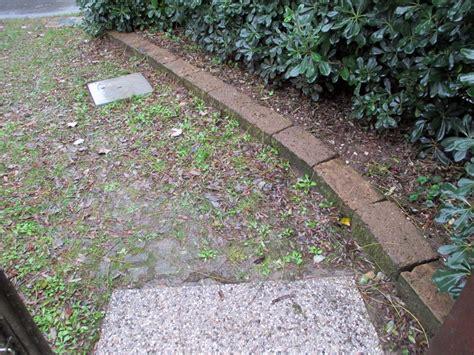 mattoni tufo per giardino prezzi foto lavaggio mattoni in tufo di idrowash 147004