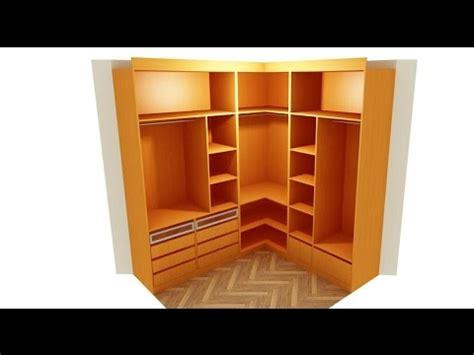 como hacer un armario en l resumen