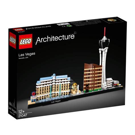 21047 LEGO® Architecture Las Vegas, no 12 gadiem 21047 ...