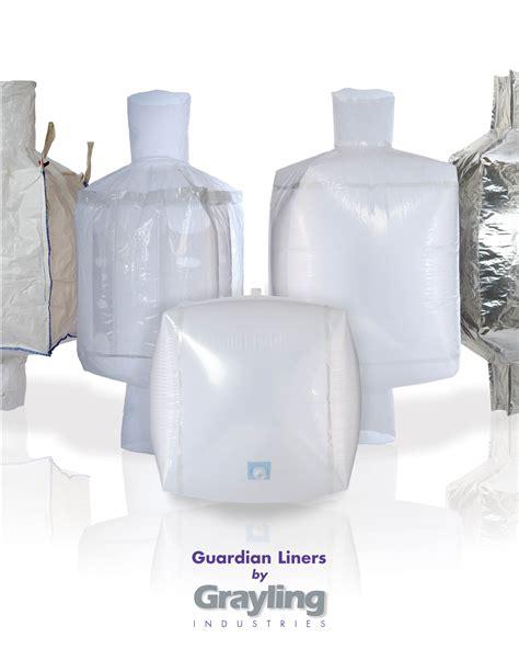 bulk liquid tote liners